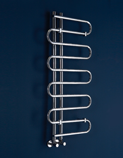 More info Phoenix Lizi 500 x 1000mm Designer Heated Towel Rail