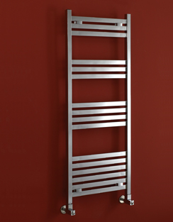 Related Phoenix Davina 500 x 1200mm Designer Heated Towel Rail
