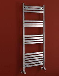 More info Phoenix Davina 500 x 1200mm Designer Heated Towel Rail