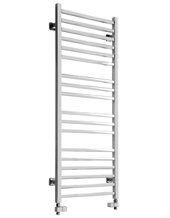 More info SBH Maxi Square 520 x 1300mm Stainless Steel Towel Radiator