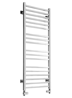 SBH Maxi Square 520 x 1300mm Stainless Steel Towel Radiator