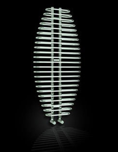 More info Reina Teano Chrome Designer Radiator 600 x 1300mm