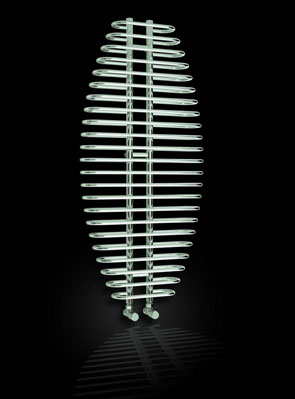 Reina Teano Chrome Designer Radiator 600 x 1300mm