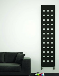 More info Reina Terano Designer Radiator 400 x 1800mm Anthracite