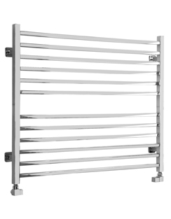 More info SBH Midi Wide Square 1000 x 810mm Stainless Steel Towel Radiator