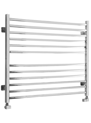SBH Midi Wide Square 1000 x 810mm Stainless Steel Electric Radiator