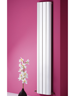 More info MHS Play White Aluminium Designer Radiator 328 x 1800mm