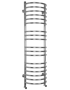 Related SBH Maxi Half Moon 360 x 1300mm Stainless Steel Electric Radiator