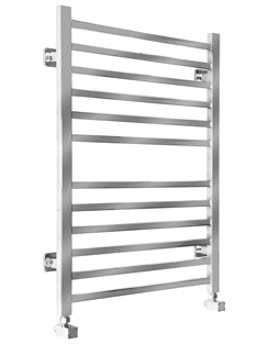 Related SBH Midi Square 520 x 810mm Stainless Steel Towel Radiator
