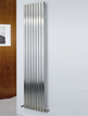 MHS Arturo Brushed Stainless Steel Radiator 390 x 1800mm