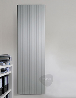 Related MHS Alumina 525 x 1800mm White Aluminium Designer Radiator