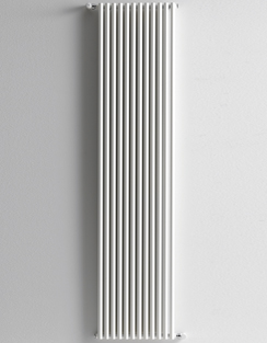 Related MHS Reed White Aluminium Designer Radiator 435 x 1800mm