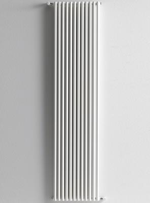MHS Reed White Aluminium Designer Radiator 435 x 1800mm