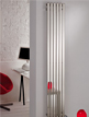 MHS Arturo Polished Stainless Steel Radiator 590 x 1000mm