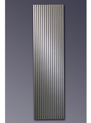 MHS Carissa White Vertical Designer Radiator 535 x 1800mm