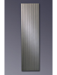 MHS Carissa White Vertical Designer Radiator 595 x 1800mm