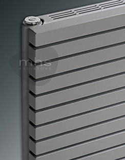 Related MHS Carissa Single Horizontal Radiator 1000 x 595mm Anthracite