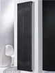 MHS Zenon Vertical Single Anthracite Designer Radiator 464 x 1800mm