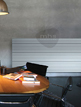 MHS Carissa Double Tube Horizontal Radiator 1000 x 595mm White