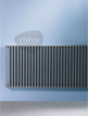 MHS Zenon Line Horizontal Single Anthracite Designer Radiator 1024 x 600mm