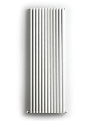 MHS Ellis White Vertical Designer Radiator 600 x 1800mm