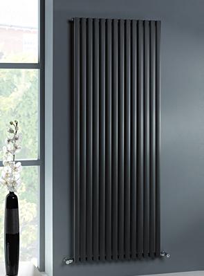 MHS Ellis Anthracite Vertical Designer Radiator 400 x 1800mm