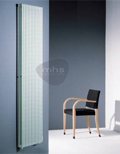 Related MHS Vistra Line Double White Designer Radiator 420 x 1800mm