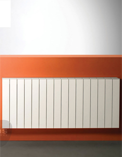 Related MHS Velocity Horizontal White Designer Radiator 675 x 600mm