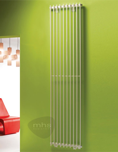More info MHS Navea White Steel Designer Radiator 450 x 1800mm