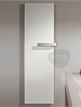 MHS Xterras Double Rounded Edge White Designer Radiator 540 x 1820mm