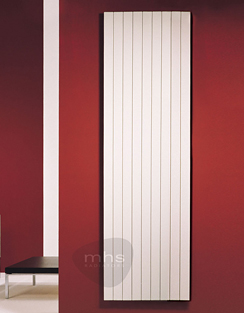 More info MHS Havana 215 x 1800mm Vertical Designer Radiator White
