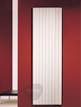 MHS Havana 433 x 1800mm Vertical Designer Radiator White