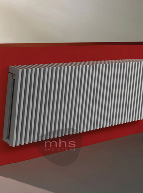 MHS Zenon Multi Single White Designer Radiator 1184 x 650mm