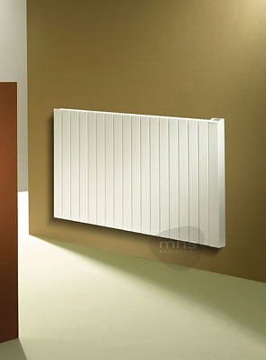 MHS Evo White Electric Designer Radiator 1440 x 600mm