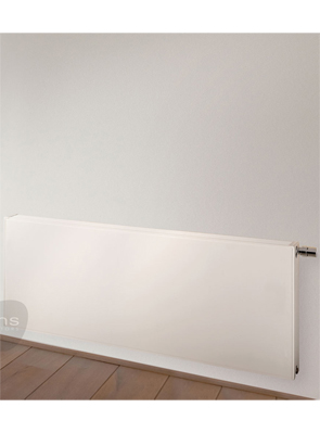 MHS Planatherm Double Panel Double Convector Radiator 600 x 600mm