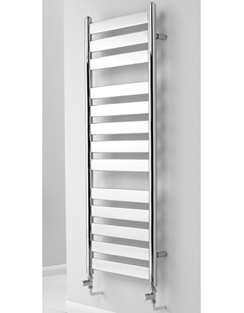 Related MHS Neos Chrome Dual Fuel Towel Rail 500 x 952mm