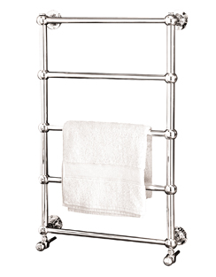 More info MHS Empire 60 Electric Heated Towel Rail 600 x 920mm