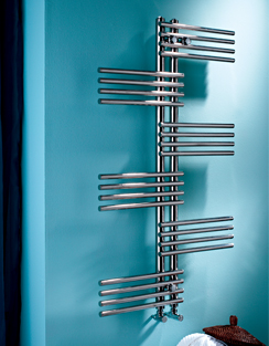 Related MHS Fingers 700 x 1200mm Polished Stainless Steel Towel Rail