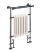 MHS New Empire Multi 615 x 915mm Heated Towel Rail