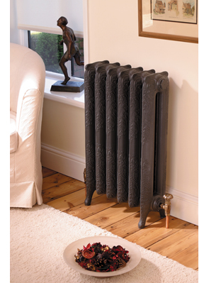 MHS Liberty Period Cast Iron Radiator 380 x 660mm