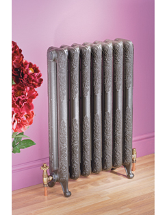 More info MHS Burlington Period Cast Iron Radiator 328 x 838mm