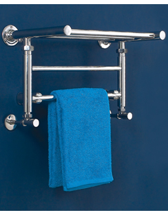More info Phoenix Eve 532 x 294mm Designer Wall Mounted Heated Towel Rail