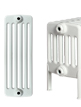 Apollo Roma 6 Column 21 Section White Radiator With Feet 1000 x 300mm