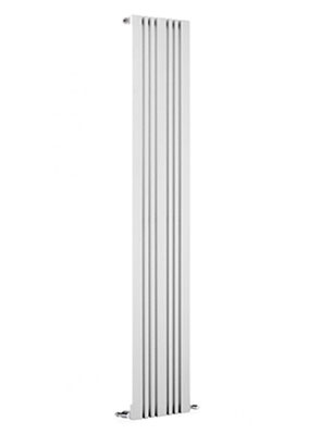Reina Bonera 324 x 1800mm White Designer Radiator