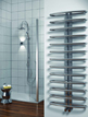 Reina Spica 520 x 1240mm Stainless Steel Satin Finish Radiator