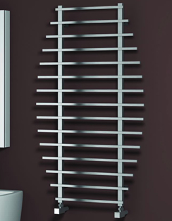 More info Reina Enna Satin Stainless Steel Designer Radiator 700 x 1200mm