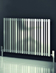 Reina Versa Brushed Stainless Steel Radiator 440 x 600mm