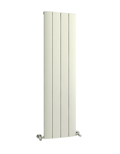 More info Reina Aleo White Aluminium Vertical Radiator 280 x 1800mm