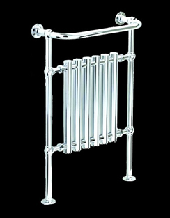 More info Reina Eleanor Chrome Traditional Radiator 675 x 960mm