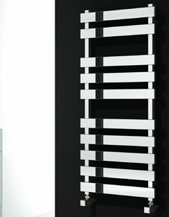 More info Reina Kreon Polished Stainless Steel Designer Radiator 500 x 780mm